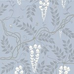100/9043.CS Egerton Blue by Cole & Son
