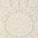 5003751 Barresa Damask Gray by FSchumacher
