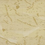 LWP60735W Desert Map Sand by Ralph Lauren
