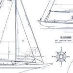 LWP62221W Collection Chesapeak Navy On White by Ralph Lauren