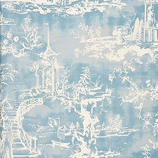 Sky Non-woven Wallcovering by Scalamandre Wallpaper
